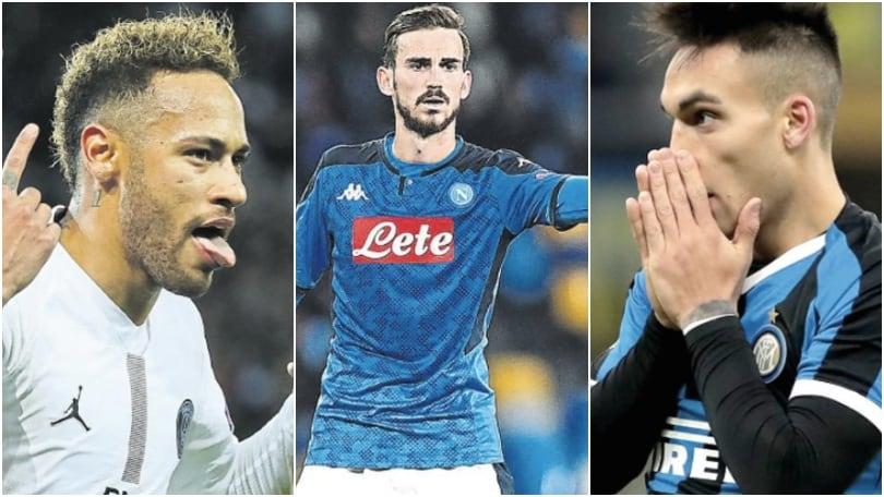 """Non solo Lautaro Martinez: """"Barcellona, spesa in Italia"""""""