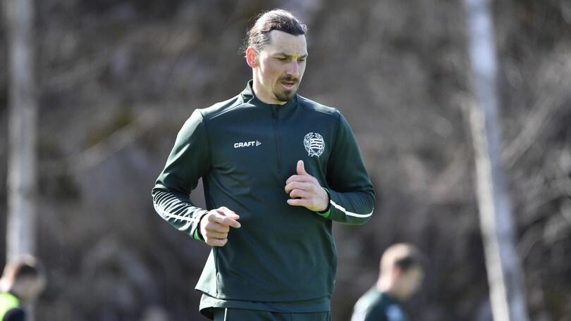 Ibrahimovic prolunga con il Milan a una sola condizione