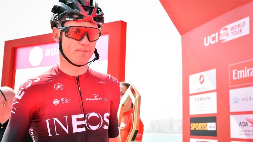 Froome sul rinvio del Tour de France: