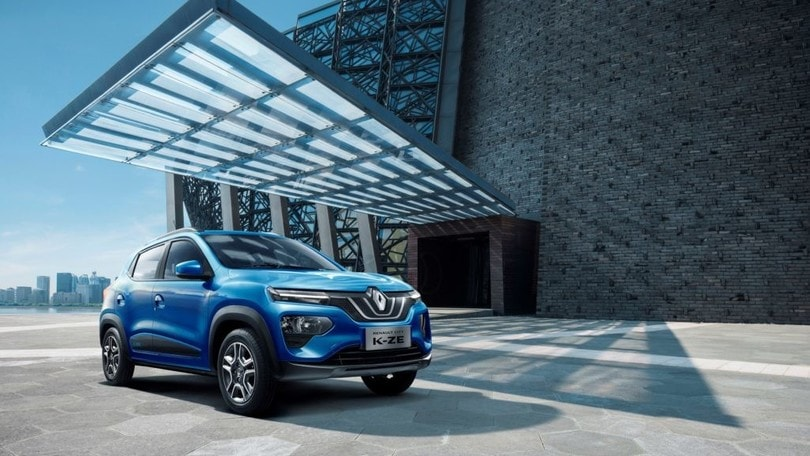 Renault resta in Cina solo con l'elettrico e i veicoli commerciali