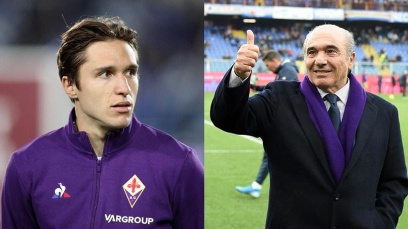 Fiorentina, Commisso apre alla cessione di Chiesa:
