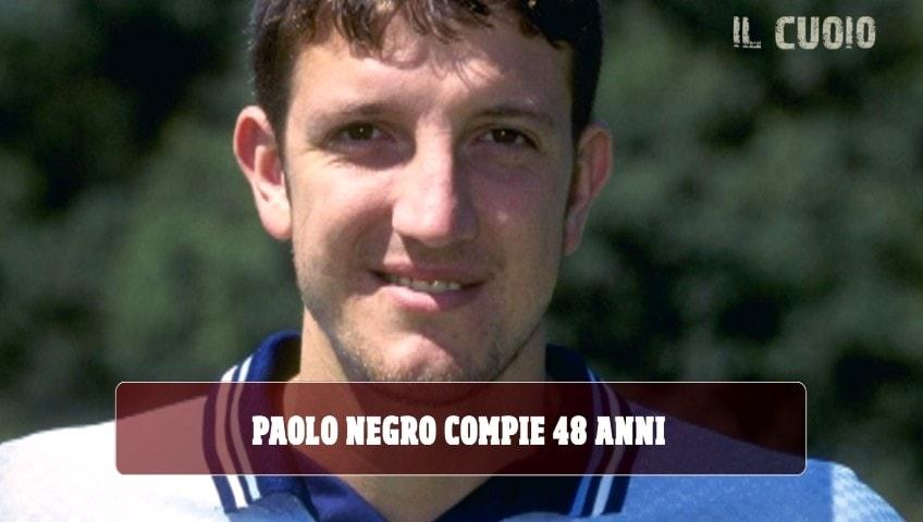 Tanti auguri a Paolo Negro, storico ex Lazio