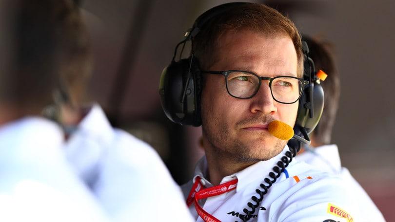 F1, il team principal della McLaren: