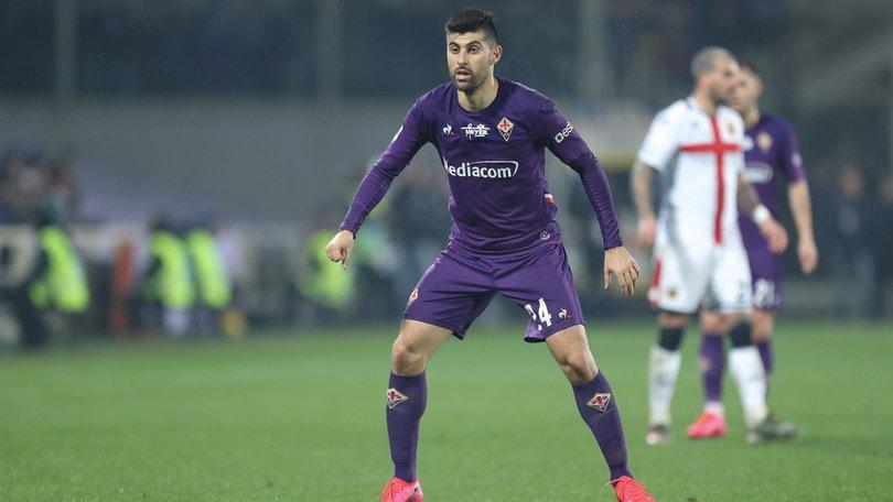 Fiorentina, Benassi ko: stagione finita