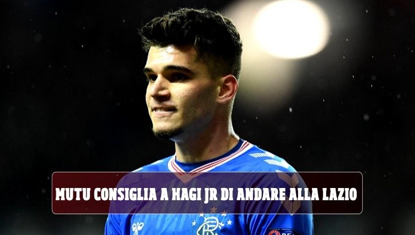 """Mutu consiglia Hagi jr: """"Vai alla Lazio, ha un gioco di squadra impressionante"""""""