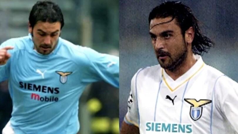 Lazio, auguri a Stefano Fiore: l'eroe della Coppa Italia 2004