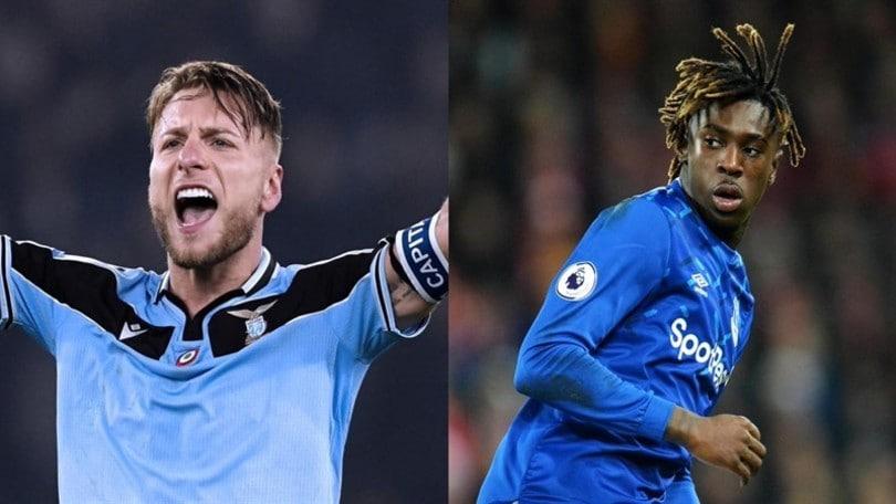 """""""Everton su Immobile, Moise Kean e soldi nell'affare con la Lazio"""""""