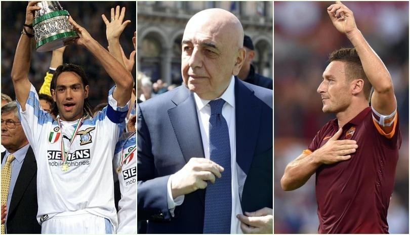 """Galliani: """"Il mio Superteam Italia"""""""