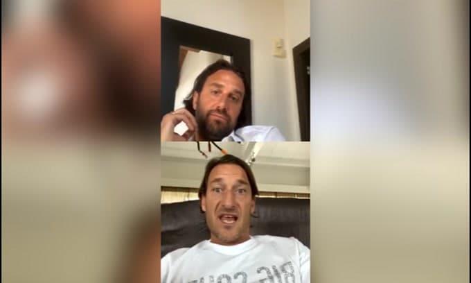"""Totti: """"Dybala il 10 più forte"""""""