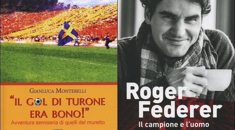 Quelli del muretto della Roma e Federer, l'uomo e il campione