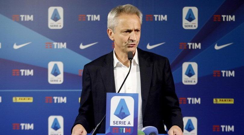 Serie A, ricominciare o fermarsi: i club alla resa dei conti