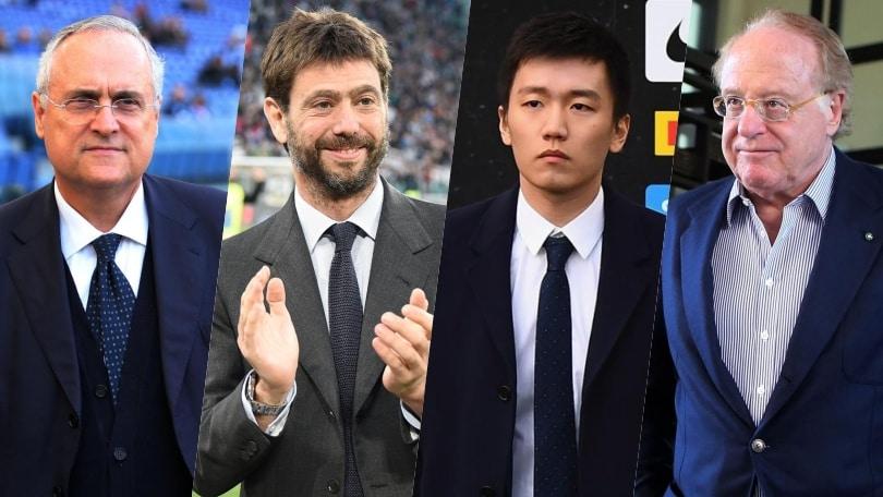 La Serie A riparte? Il quadro completo del partito del sì e di quello del no
