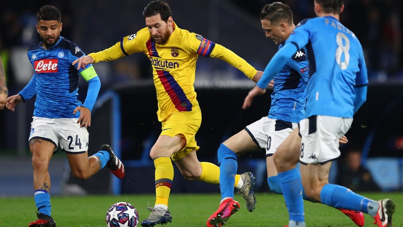 Champions, non cambiano le sedi degli ottavi di Juve e Napoli