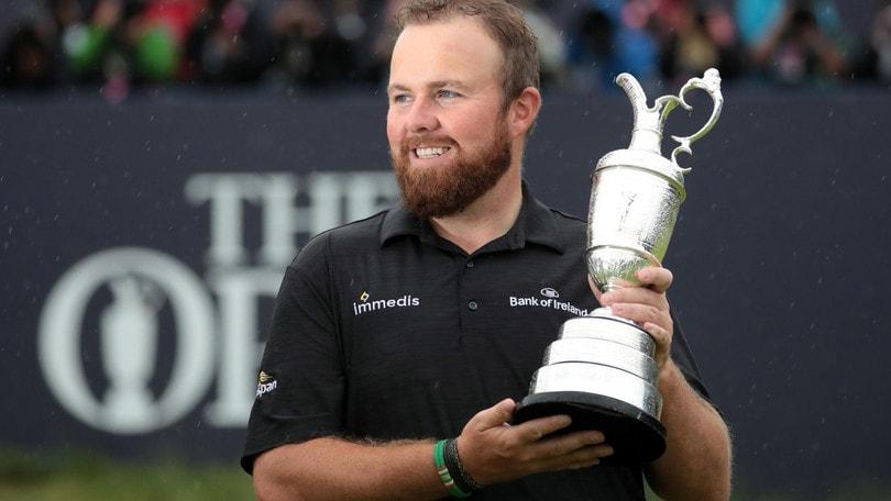 Golf, Lowry controcorrente: