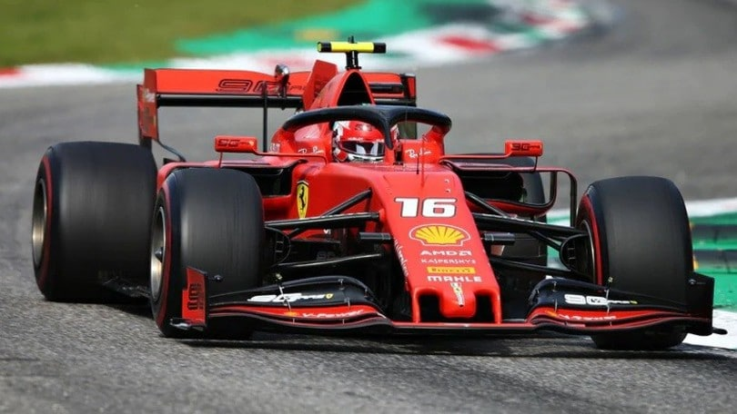 Leclerc vince ancora in F1 Virtual Series