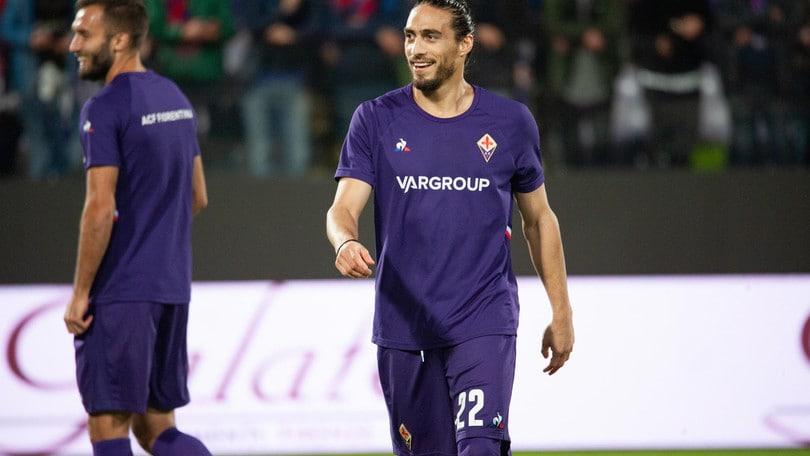 Fiorentina, Caceres esclusivo: