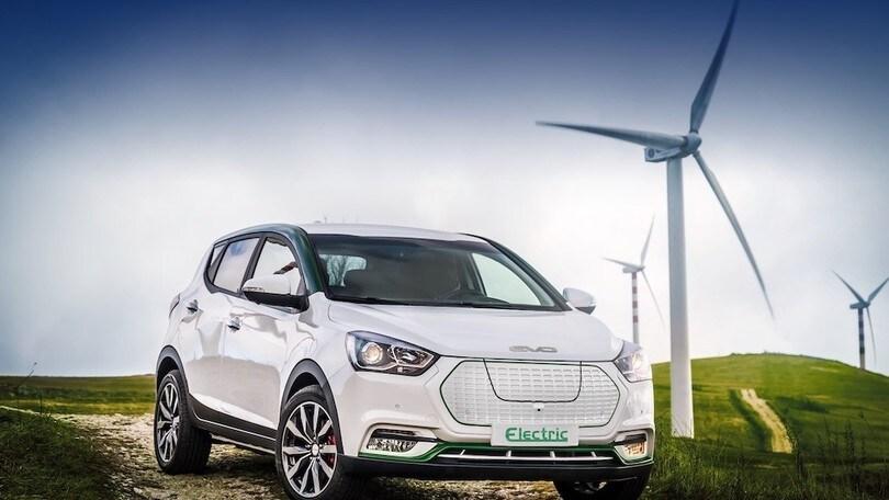 La nuova era di DR Automobiles Groupe con il SUV EVO Electric