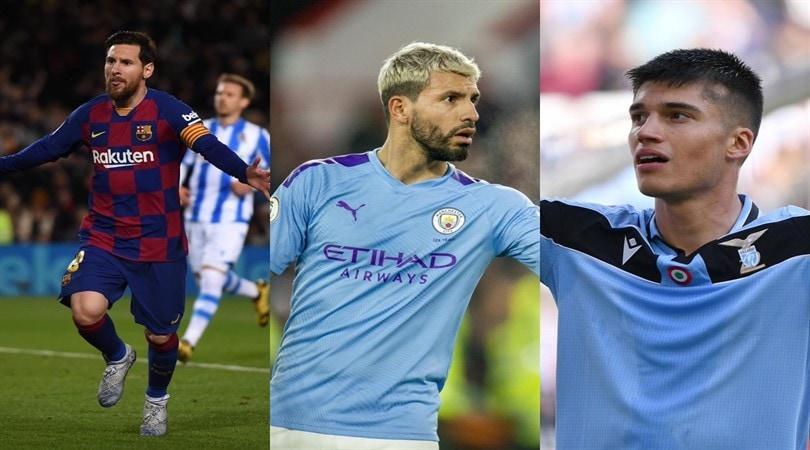 Lazio, Correa è l'ottavo argentino per gol in Europa: la classifica