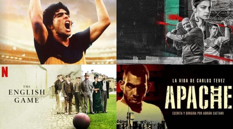 Netflix, da Maradona a Tevez: i documentari e le serie tv da non perdere