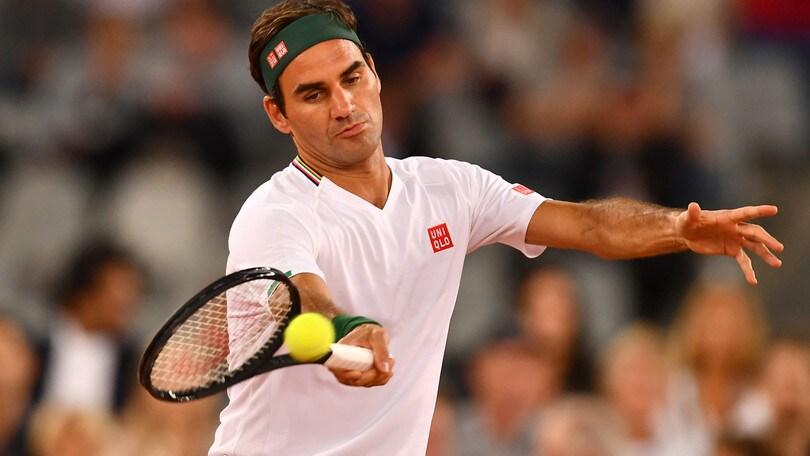 Il tecnico di Federer: