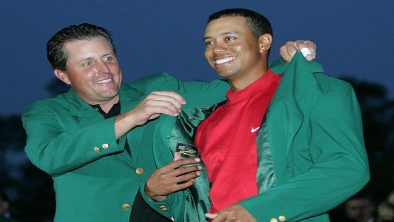 Woods contro Mickelson: la sfida si disputerà a maggio