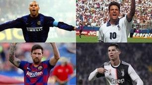 """""""La classifica dei 25 calciatori più forti degli ultimi 25 anni"""""""