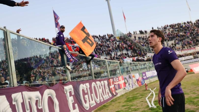Fiorentina, missione Vlahovic: diventare una bandiera viola