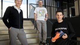 De Gasperi nuovo brand manager di Scarpa