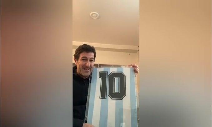 "Maradona e Ferrara: ""Abbiamo vinto un'altra partita"""
