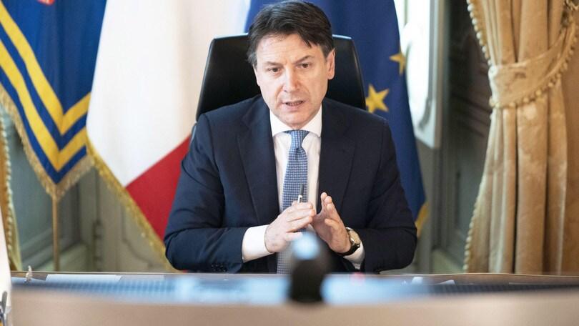 """Nuovo decreto, Conte: """"Ecco come ripartiremo"""" - Corriere dello Sport"""