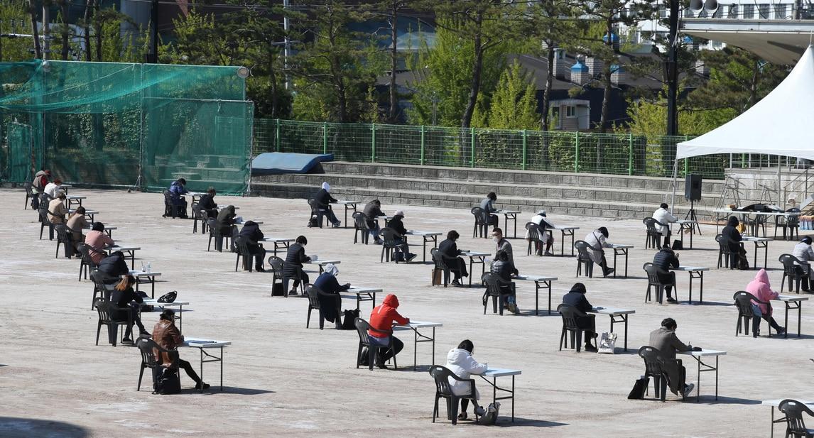 Coronavirus, in Corea del Sud esami sui campi di atletica