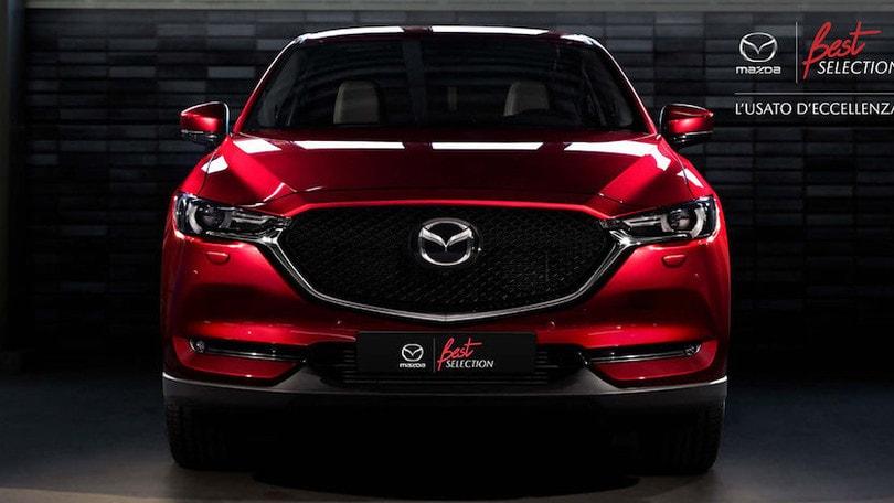 Mazda Best Selection: un mondo di vantaggi per auto usate d'eccellenza