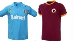 Dal Napoli di Maradona alla casacca della Roma 78-79:  le 10 maglie che tutti vorrebbero