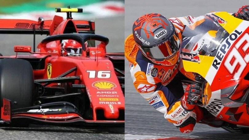 eSports Formula 1 e MotoGp, dal 1 maggio si accende il weekend dei motori