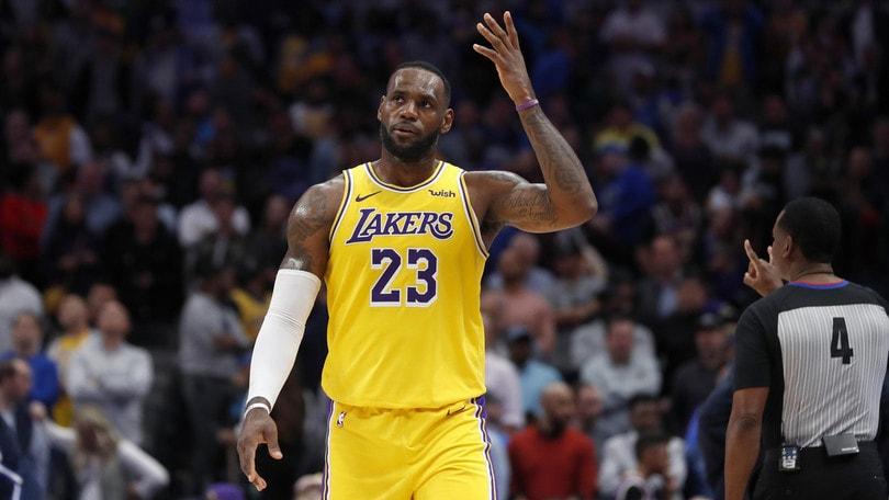 NBA, record negativo spettatori alle finali