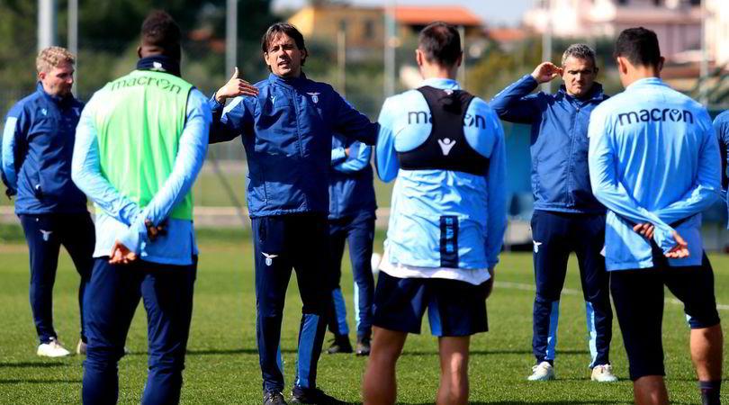 Lazio, Inzaghi e il tormento da scudetto