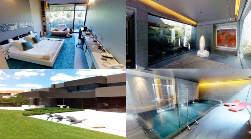Hazard, villa futuristica da 10 milioni