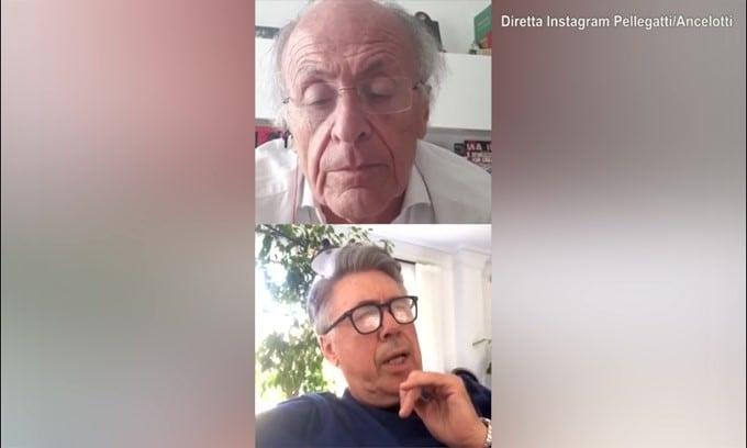 """Ancelotti su Rangnick: """"Non importa che sia straniero"""""""