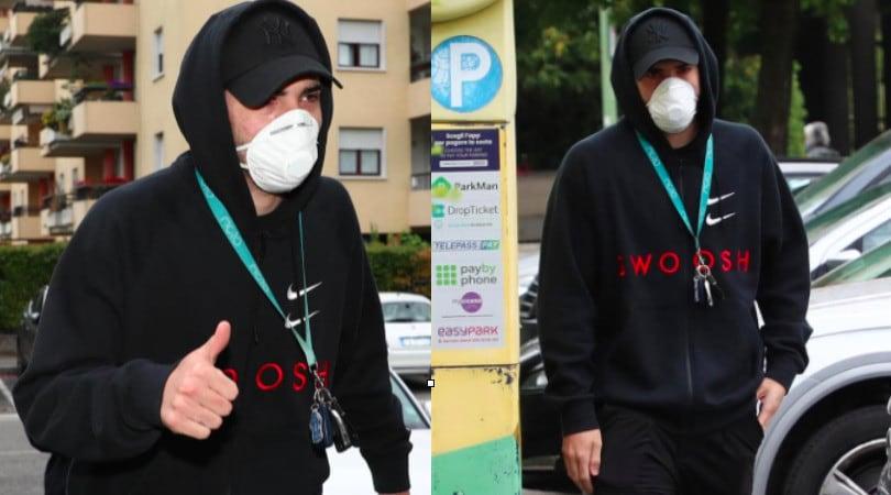 Brescia, proseguono i test medici: è il turno di Tonali