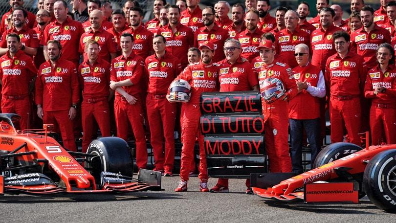 F1, Ferrari: