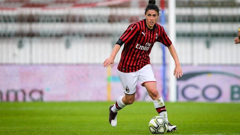 Fusetti: Indosso la maglia numero 6 rossonera col permesso di sua maestà Baresi