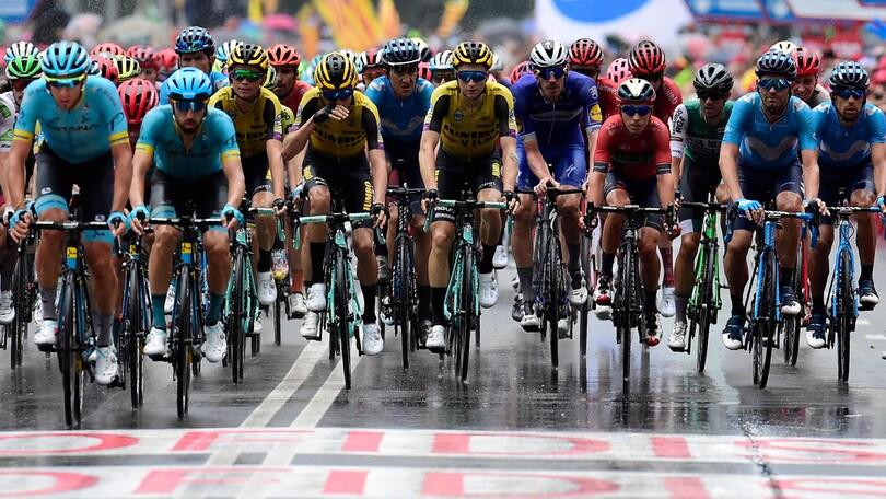 Giro d'Italia Virtual, l'Astana vince la sesta frazione