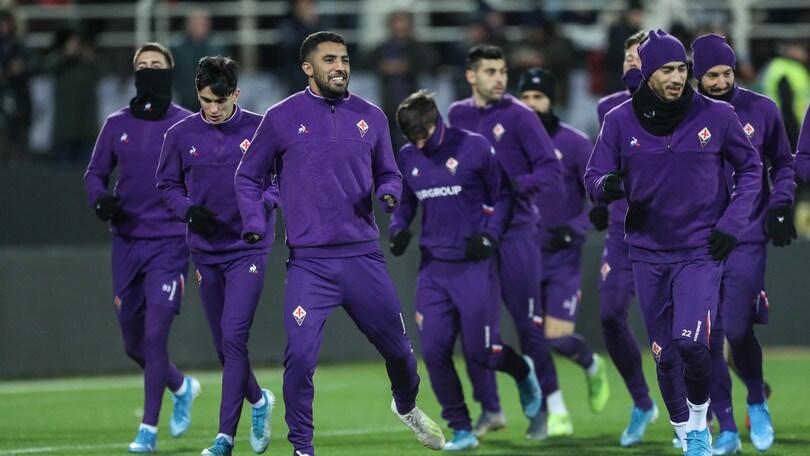 Fiorentina, tamponi e test per ripartire. Commisso: