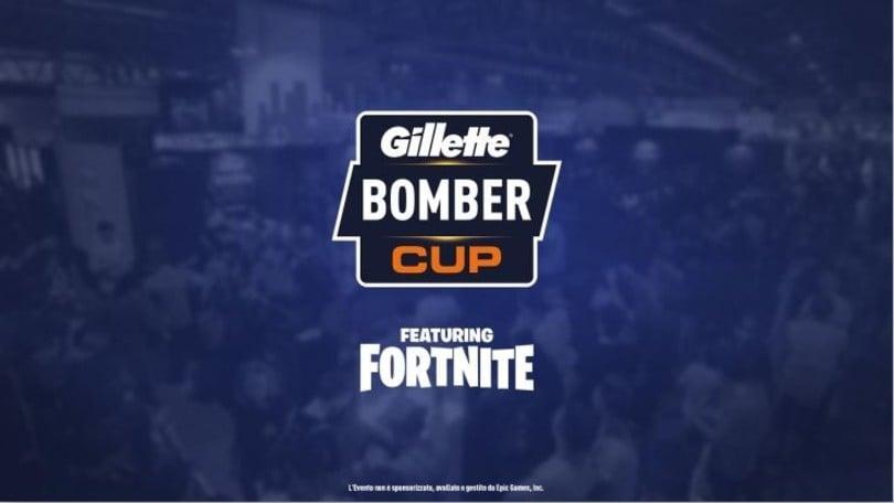 Al via la terza edizione del Gillette Bomber Cup di Fortnite
