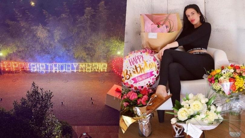 Preferenza Lazio, Caicedo marito d'oro: ecco la sorpresa per il compleanno UD43