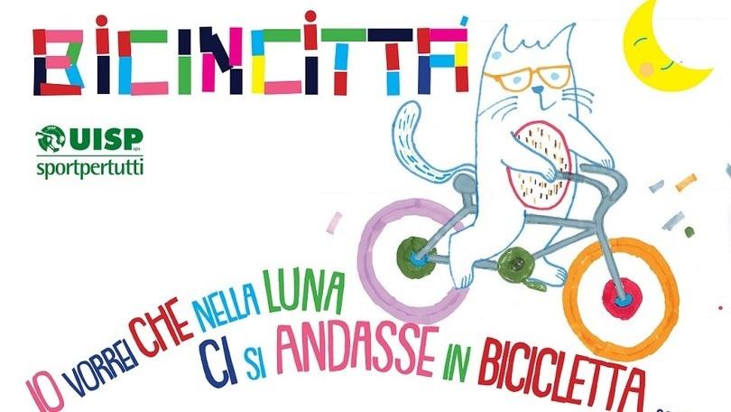 Bicincittà: domenica 10 maggio Giro d'Italia virtuale dello sportpertutti