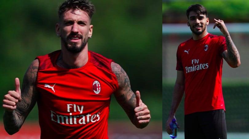 Milan, quanti sorrisi nel secondo giorno di allenamenti