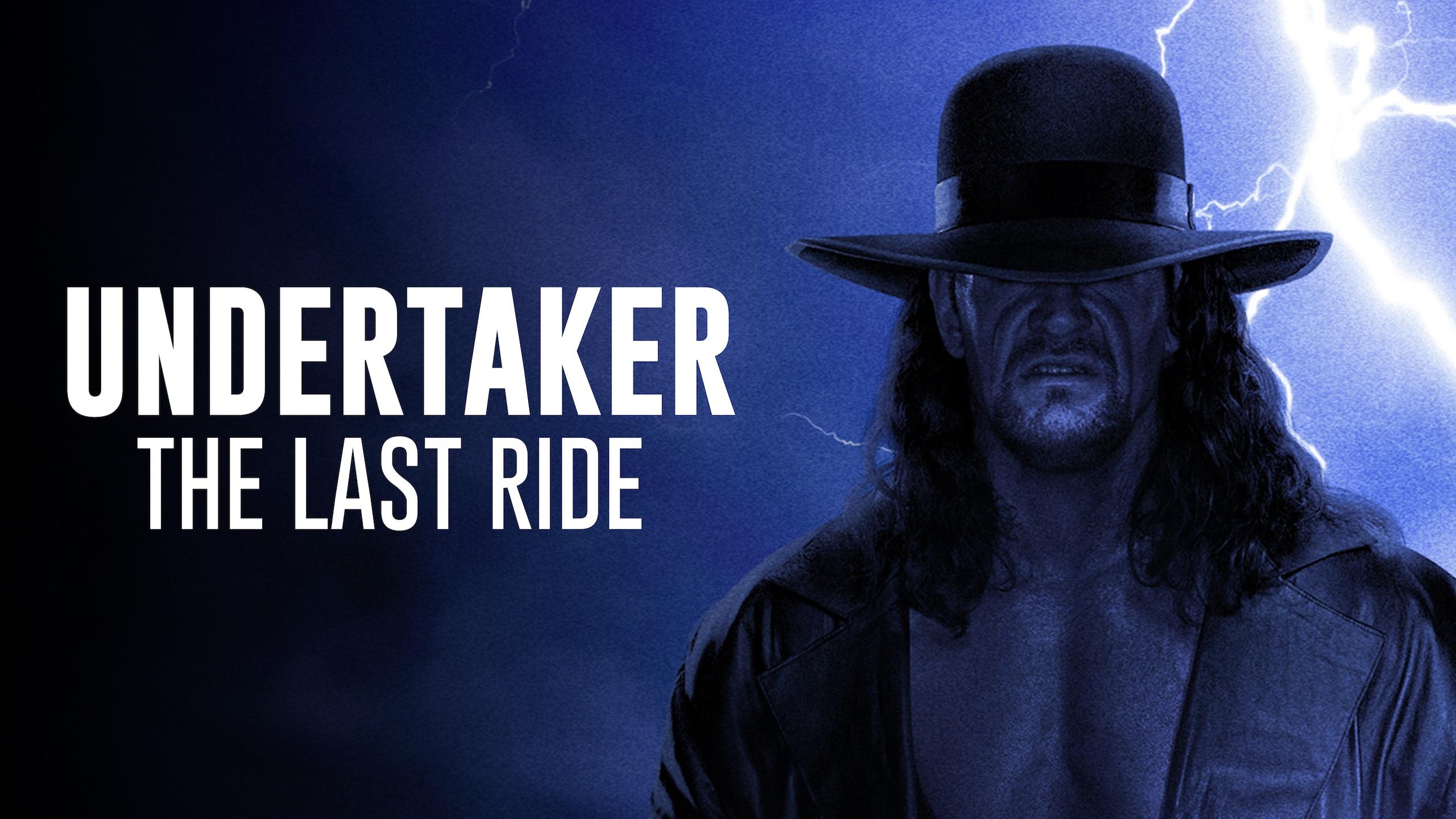 """WWE, con """"The Last Ride"""" una serie tv su The Undertaker"""