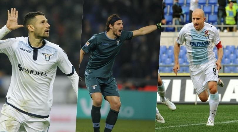Lazio, la top 11 con più presenze nell'era Lotito