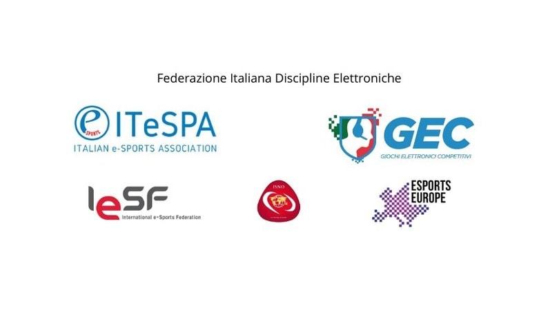 Nasce la FIDE, la nuova federazione italiana per l'esport